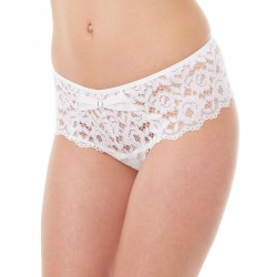PARADOXE Shorty string ivoire