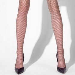 FISHNET Collant noir