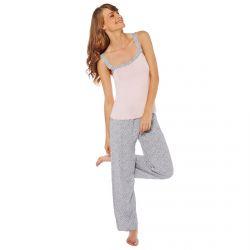 Pyjama gris Emily
